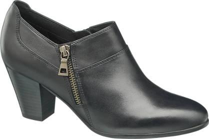 5th Avenue Elegáns cipzáras cipő