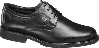 Gallus Elegáns fűzős bőr cipő
