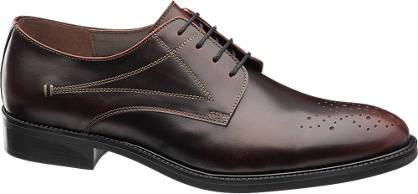 Am Shoe Elegáns fűzős férfi cipő