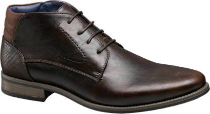 Venice Elegáns magasszárú cipő