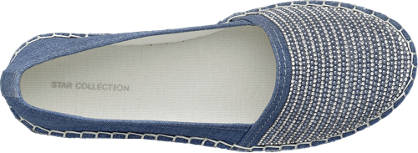 Ellie Star Collection Espadrilles  blau
