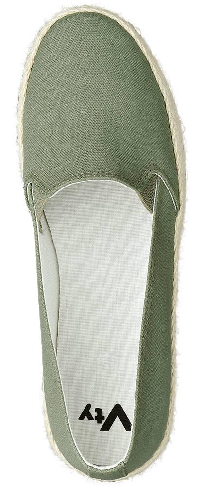 Vty Espadrilles grün