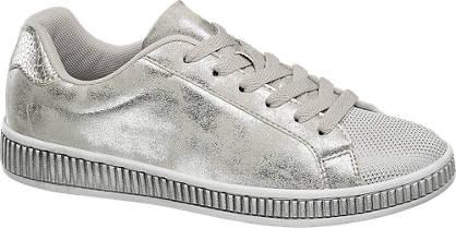 Graceland Ezüst női sneaker