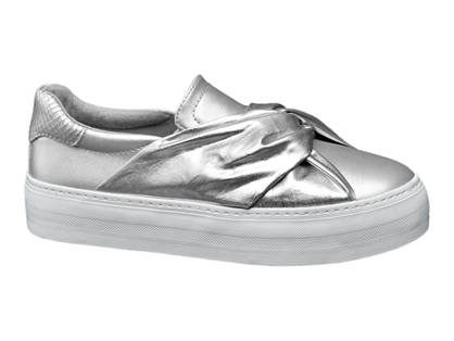 Star Collection Ezüst színű slipper