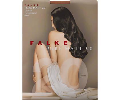 Falke Falke 1er Pack Pure Matt 20 TI Strümpfe Damen S/M; M/L; XL