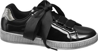 Graceland Feket sneaker lakk felső résszel