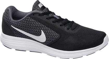 Nike Fekete REVOLUTION 3 futócipő