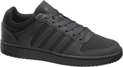 Adidas Fekete VS HOOPSTER W sneaker