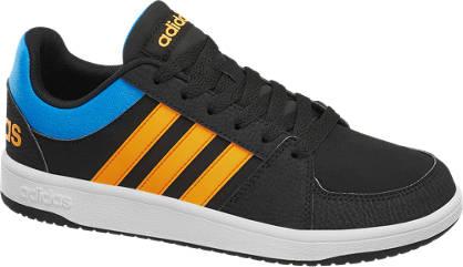 adidas neo label Fekete fűzős VS HOOPS K sneaker