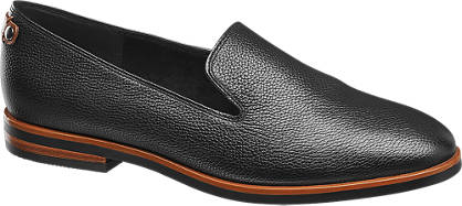 5th Avenue Fekete loafer