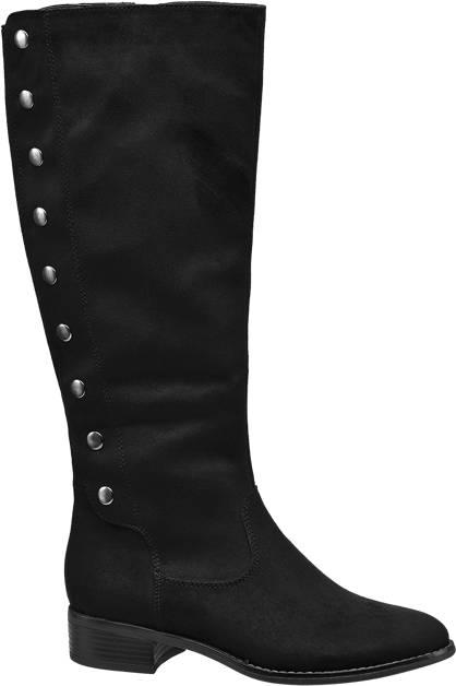 Graceland Fekete női csizma