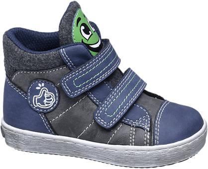 Bobbi-Shoes Fiú magasszárú cipő
