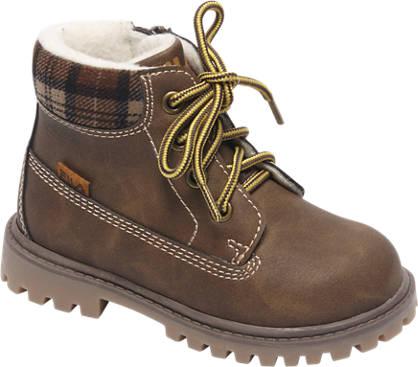 Fila Bruine boot ritssluiting