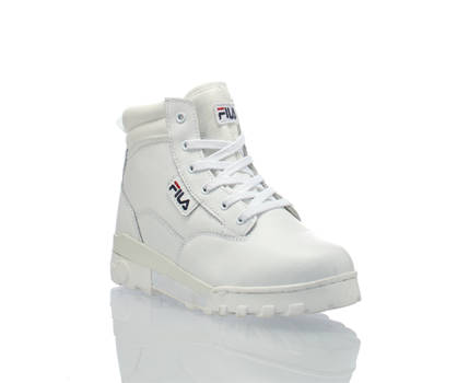Fila Fila Grunge boot à lacet femmes blanc
