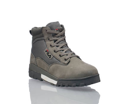 Fila Fila Grunge boot à lacet homme gris