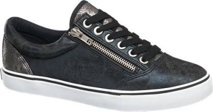 Fila Zwarte sneaker metallic