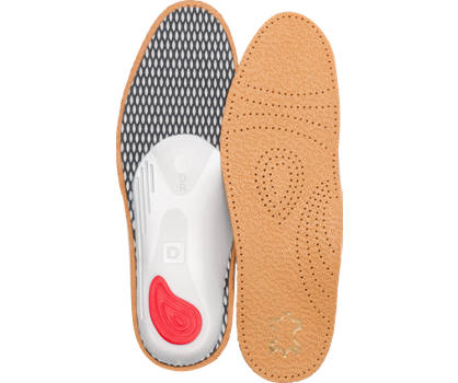 Form Fit Leather Insole (Size 10.5-11)