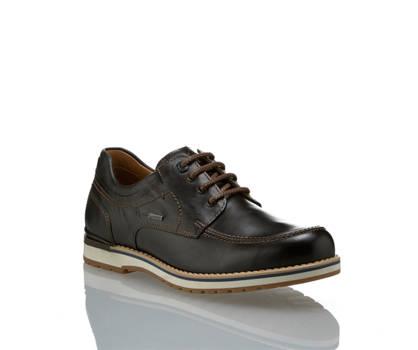 Fretzmen Fretzmen Lee GoreTex chaussure à lacet hommes brun