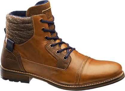 Am Shoe Férfi barna csizma