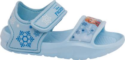 Frozen Strap Clog