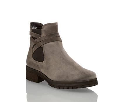 Gabor Gabor Genua chelsea boot donna grigio