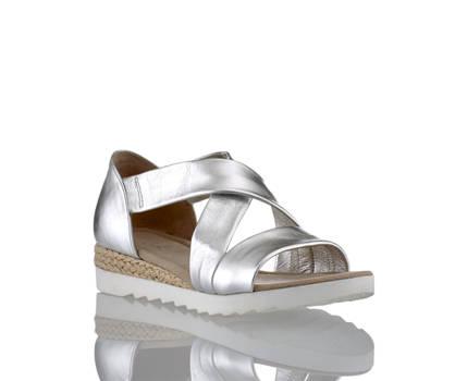 Gabor Gabor Rhodos Damen Flache Sandalette