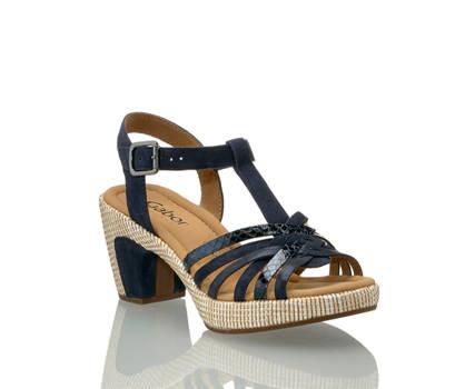 Gabor Gabor St.Tropez G Damen Hohe Sandalette