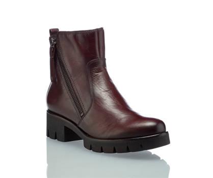 Gabor Gabor boot femmes bordeaux