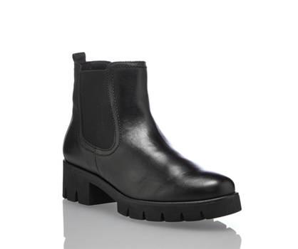 Gabor Gabor chelsea boot donna nero