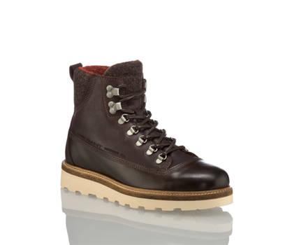 Gant Gant Don boot à lacet hommes brun