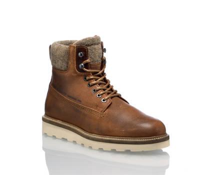 Gant Gant Don boot à lacet hommes cognac