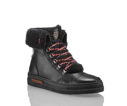 Gant Gant Maria boot à lacet femmes noir