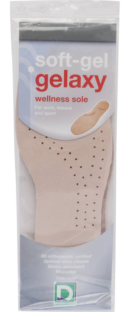 Gelaxy Wellness Insole (Size 9-10)