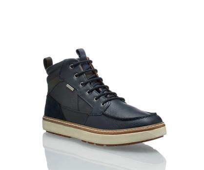 Geox Geox Matthias chaussure à lacet hommes bleu navy