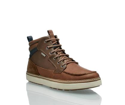 Geox Geox Matthias chaussure à lacet hommes brun