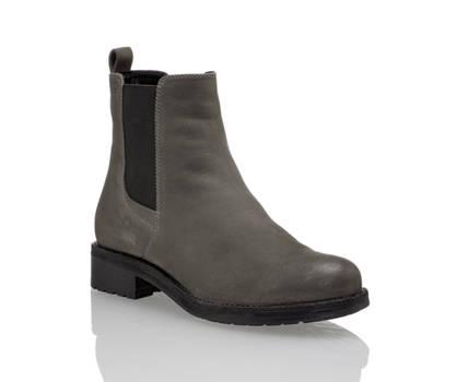 Geox Geox New Virna E Damen Chelsea Boot Grau