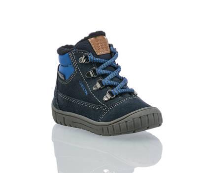 Geox Geox Omar chaussure à lacet garçons bleu navy