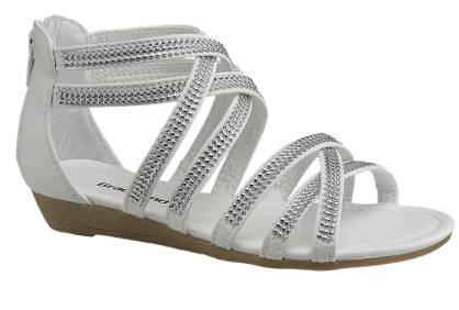 Graceland Diamonte Wedge Sandal