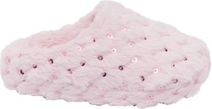 Girls Sequin Mule Slippers