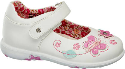 Cupcake Couture Butterfly Bar Shoe