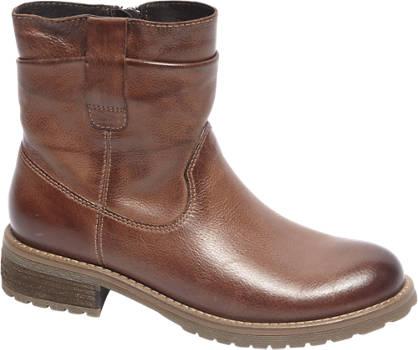 Graceland Bruine leren boot