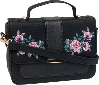 Graceland Floral Satchel