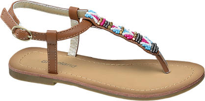 Graceland Beaded Sandal