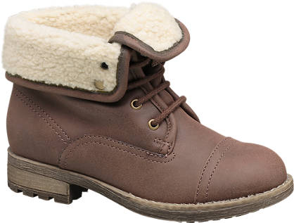 Graceland Fold Ankle Boot