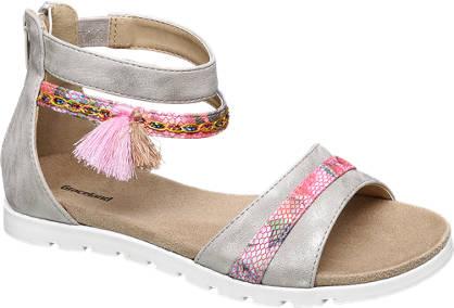 Graceland Tassel Sandal