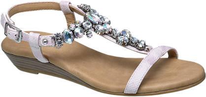 Graceland Gem Stone Sandal