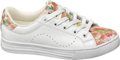 Graceland Sporty Floral Trainer