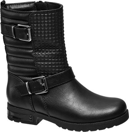 Graceland Junior Girl Chunky Mid Calf Boots