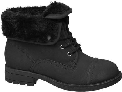 Graceland Junior Girl Lace-up Ankle Boots