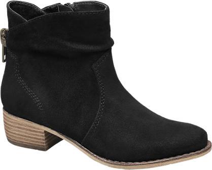 Graceland Junior Girl Western Ankle Boots